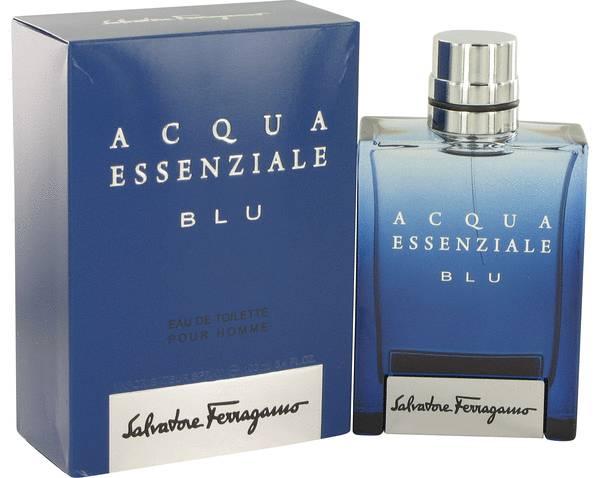 perfume Acqua Essenziale Blu Cologne