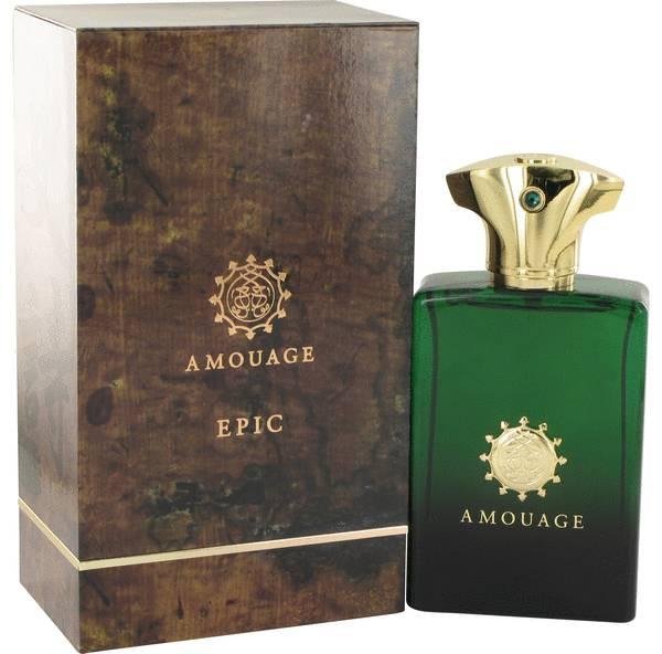 perfume Amouage Epic Cologne