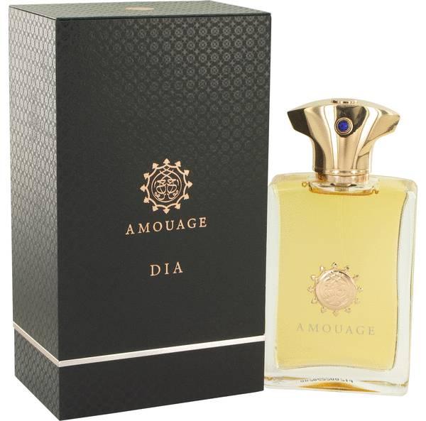 perfume Amouage Dia Cologne