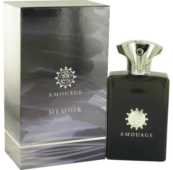 perfume Amouage Memoir Cologne