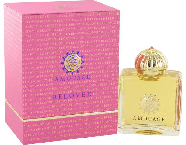 perfume Amouage Beloved Perfume