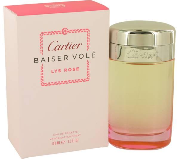 perfume Baiser Vole Lys Rose Perfume