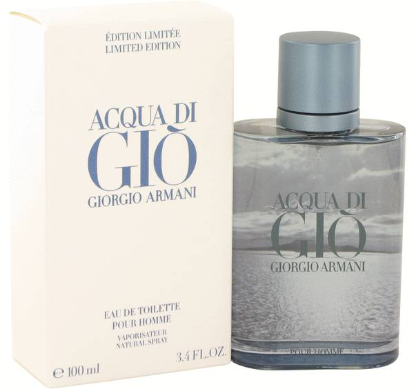 perfume Acqua Di Gio Blue Edition Cologne