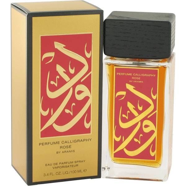 perfume Calligraphy Rose Perfume