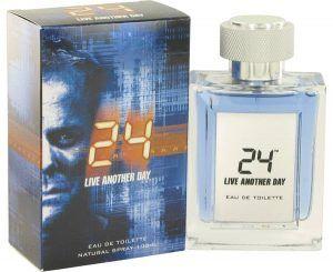 24 Live Another Day Cologne, de ScentStory · Perfume de Hombre
