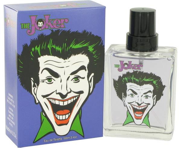perfume The Joker Cologne