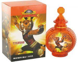Kung Fu Panda 2 Tigress Cologne, de Dreamworks · Perfume de Hombre