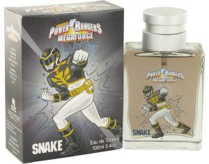 Power Rangers Megaforce Snake Cologne, de Marmol & Son · Perfume de Hombre