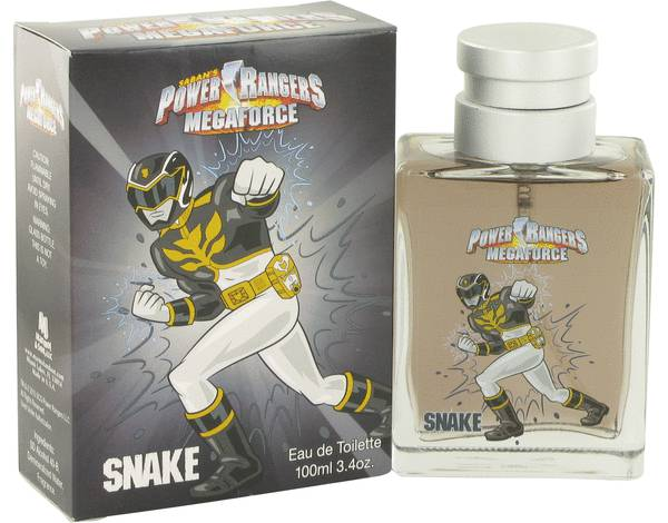 perfume Power Rangers Megaforce Snake Cologne