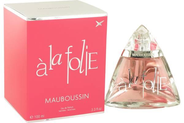 perfume Mauboussin A La Folie Perfume