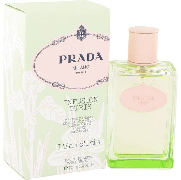perfume Prada Infusion D'iris L'eau D'iris Perfume
