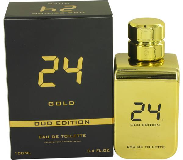 perfume 24 Gold Oud Edition Cologne