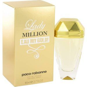 Lady Million Eau My Gold Perfume, de Paco Rabanne · Perfume de Mujer