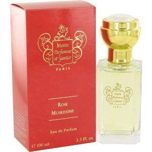 Rose Muskissime Perfume, de Maitre Parfumeur et Gantier · Perfume de Mujer