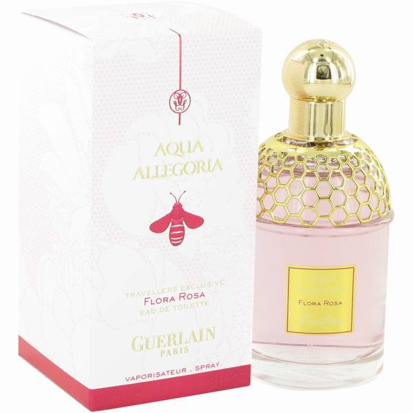 perfume Aqua Allegoria Flora Rosa Perfume