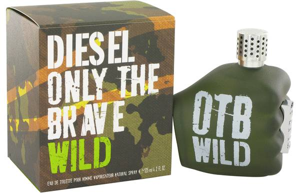 perfume Only The Brave Wild Cologne