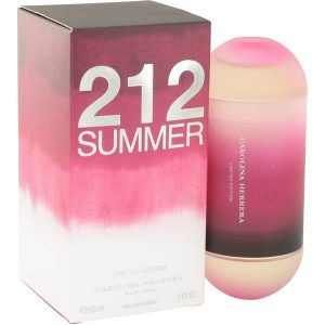 212 Summer Perfume, de Carolina Herrera · Perfume de Mujer