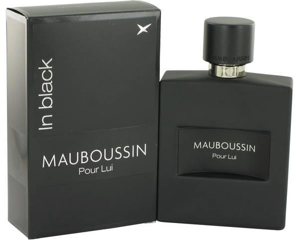 perfume Mauboussin Pour Lui In Black Cologne