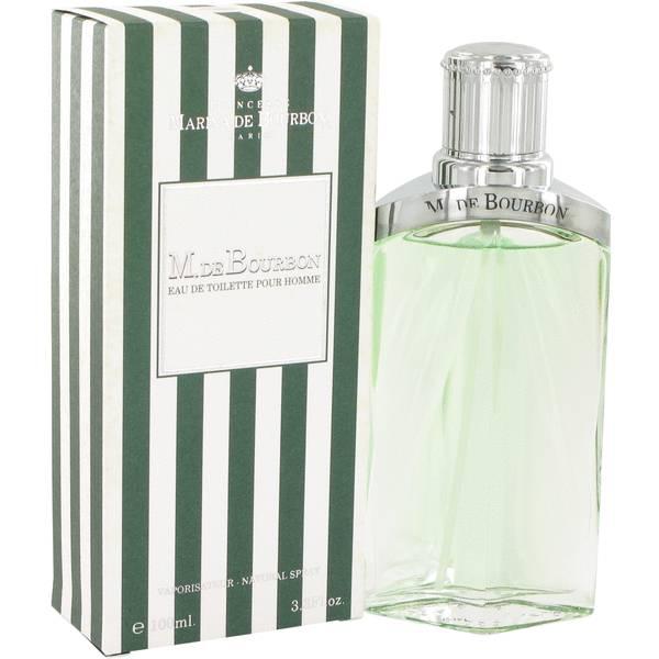 perfume M De Bourbon Cologne