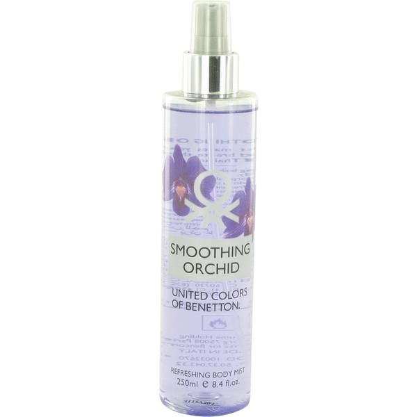 perfume Benetton Smoothing Orchid Perfume