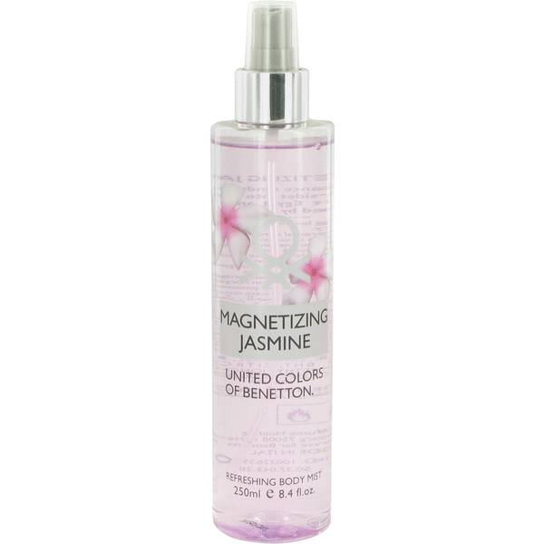 perfume Benetton Magnetizing Jasmine Perfume