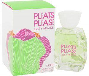 Pleats Please L'eau Perfume, de Issey Miyake · Perfume de Mujer