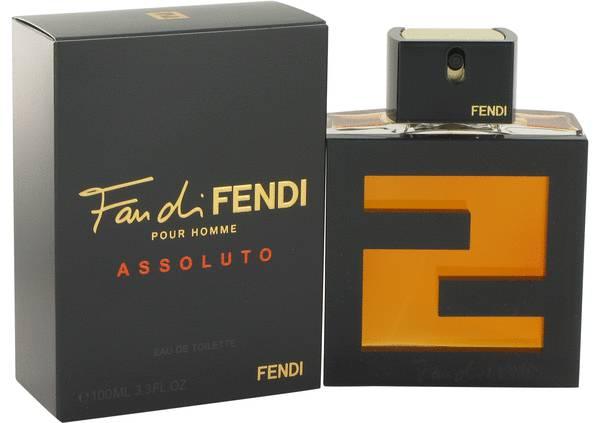 perfume Fan Di Fendi Assoluto Cologne