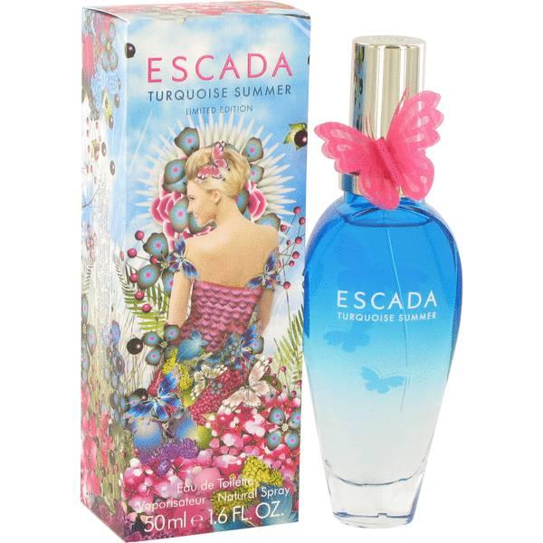 perfume Escada Turquoise Summer Perfume