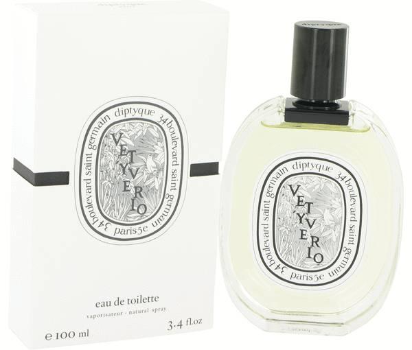 perfume Diptyque Vetyverio Perfume