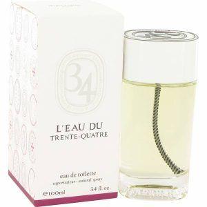 L'eau Du Trente-quatre Perfume, de Diptyque · Perfume de Mujer