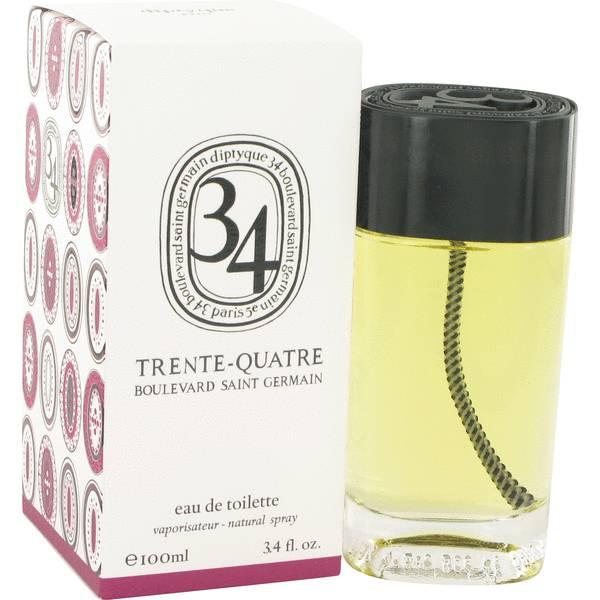 perfume 34 Boulevard Saint Germain Perfume