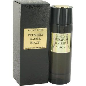 Private Blend Premium Amber Black Cologne, de Chkoudra Paris · Perfume de Hombre