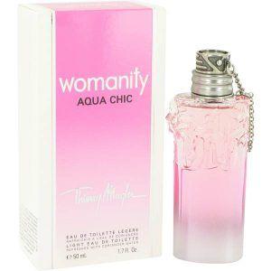 Womanity Acqua Chic Perfume, de Thierry Mugler · Perfume de Mujer