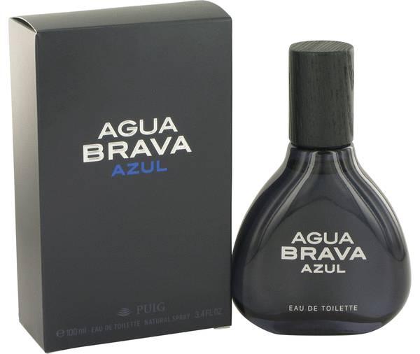 perfume Agua Brava Azul Cologne