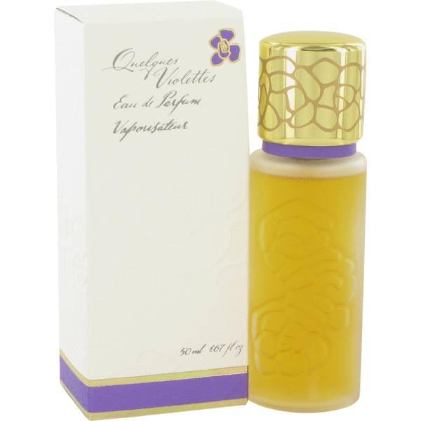 perfume Quelques Violettes Perfume