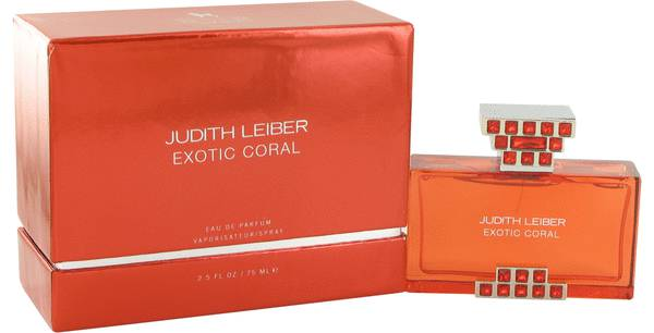 perfume Judith Leiber Exotic Coral Perfume