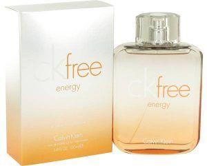 Ck Free Energy Cologne, de Calvin Klein · Perfume de Hombre