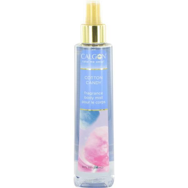 perfume Calgon Take Me Away Cotton Candy Perfume