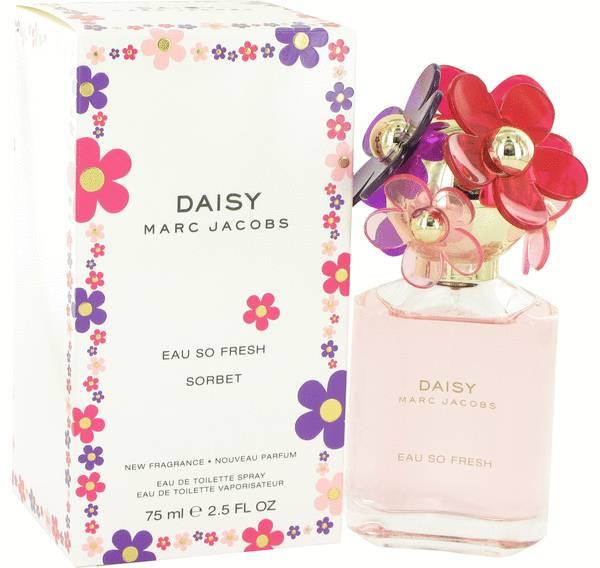 perfume Daisy Eau So Fresh Sorbet Perfume