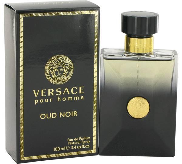 perfume Versace Pour Homme Oud Noir Cologne
