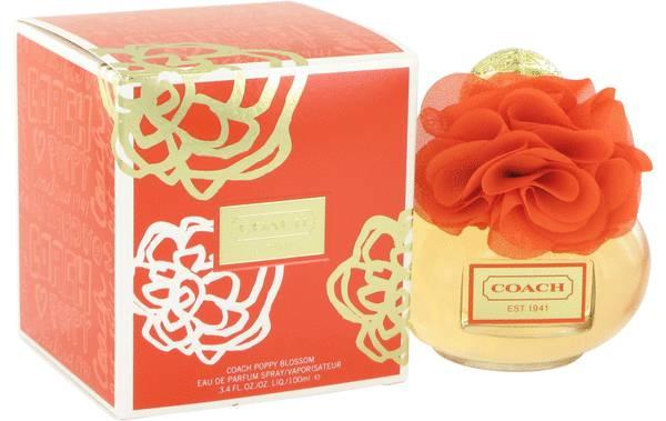 perfume Coach Poppy Blossom Perfume