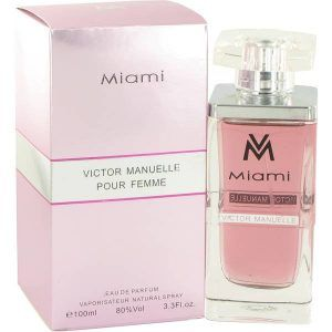 Victor Manuelle Miami Perfume, de Victor Manuelle · Perfume de Mujer