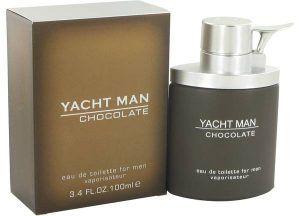 Yacht Man Chocolate Cologne, de Myrurgia · Perfume de Hombre