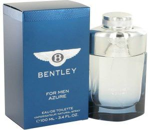 Bentley Azure Cologne, de Bentley · Perfume de Hombre