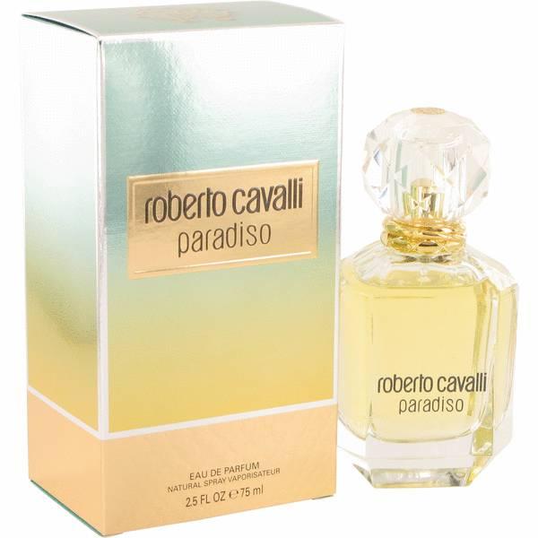 perfume Roberto Cavalli Paradiso Perfume