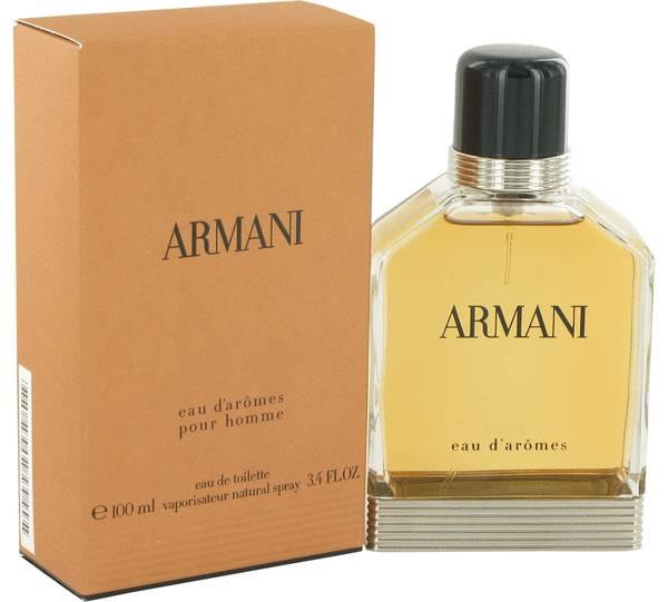 perfume Armani Eau D'aromes Cologne