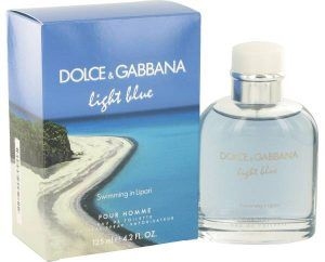 Light Blue Swimming In Lipari Cologne, de Dolce & Gabbana · Perfume de Hombre