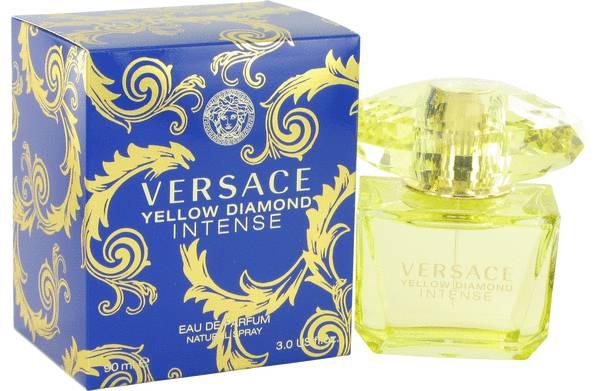 perfume Versace Yellow Diamond Intense Perfume