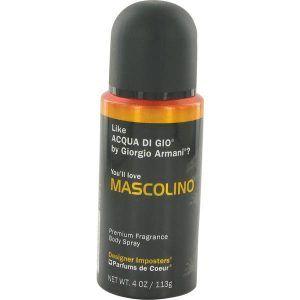 Designer Imposters Mascolino Cologne, de Parfums De Coeur · Perfume de Hombre