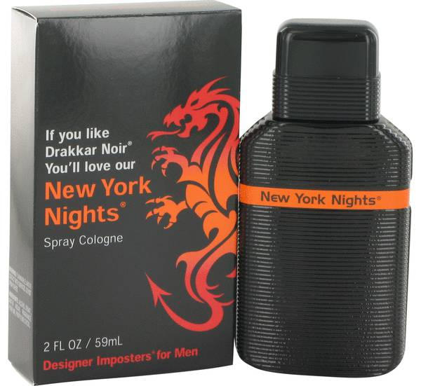 perfume Designer Imposters New York Nights Cologne